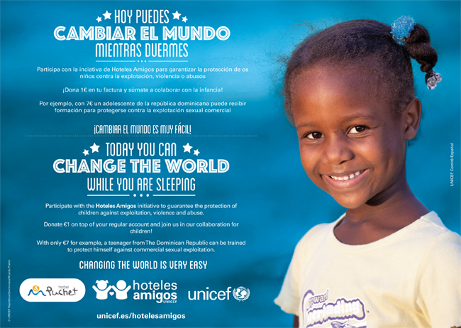 FRIENDLY HOTELS PROGRAM UNICEF