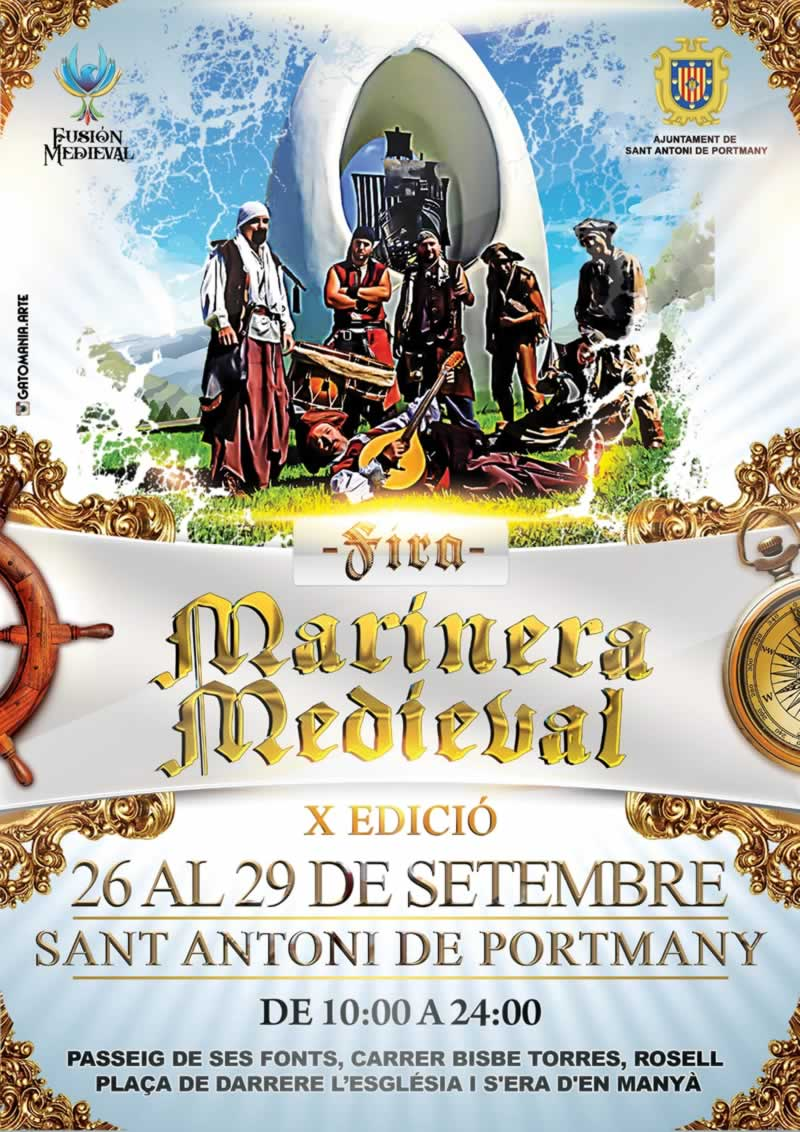 10th Edition Fira Marinera Sant Antoni
