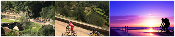 MTB Routes in Ibiza Image from the website Oficina de Turismo de Ibiza: www.ibiza.travel/es/cicloturismo